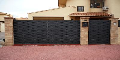 Puertas Automáticas J.C puerta corredera aluminio
