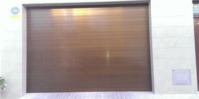 Puertas Automáticas J.C puerta enrollable industrial