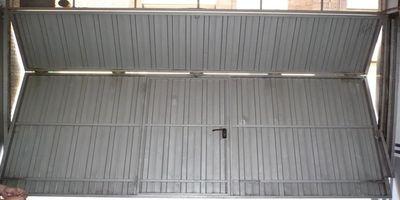 Puertas Automáticas J.C puerta garaje pre-leva
