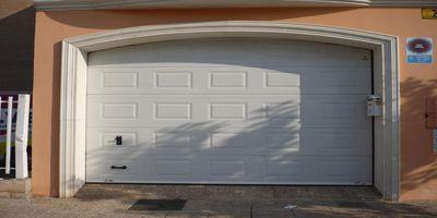Puertas Automáticas J.C puerta seccional