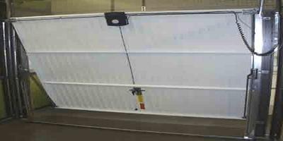 Puertas Automáticas J.C puerta basculante aluminio