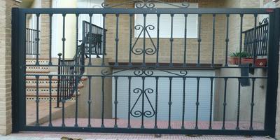 Puertas Automáticas J.C puerta batiente cancela